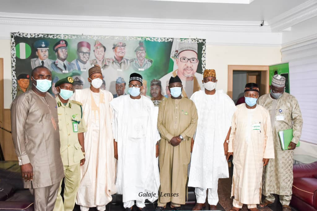 Bauchi Governoer Requests FG to Extend Covid-19 Supoort to Correctional Services: