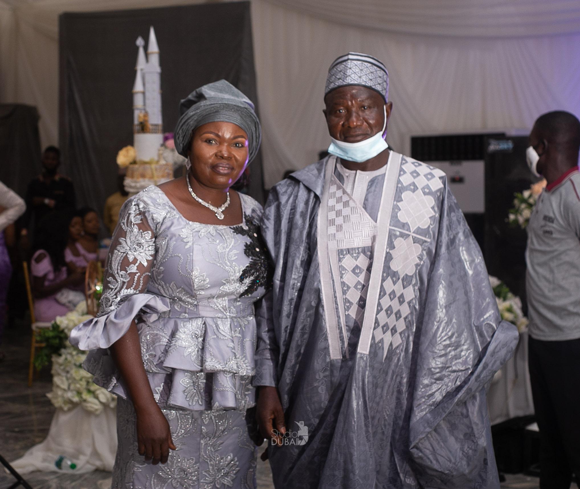 Former Gov. Mu'azu, Prof. Bogoro, BAHA Speaker and others attends Morumda's Wedding at Bauchi