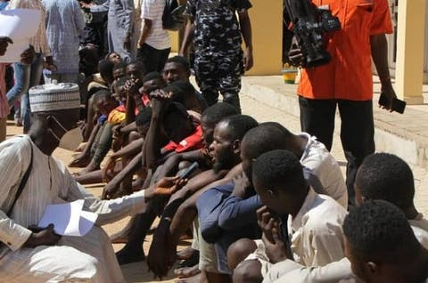 Police arrest sex party organisers in Bauchi