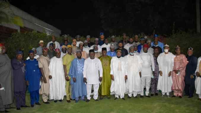 Nigerian Speakers expressed total satisfaction as they visit Gov. Bala!