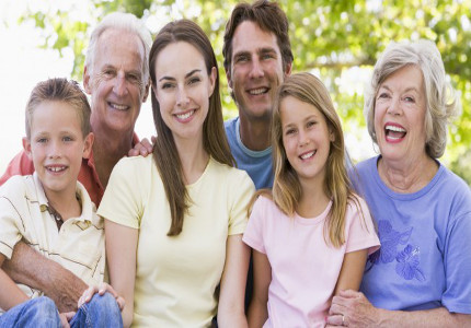 Sharing stories across the generations makes for happier more resilient teens and young adults.