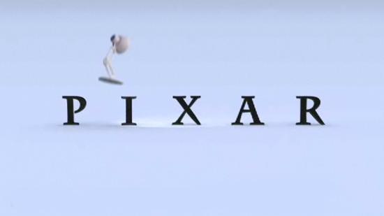 Introduction du logo pixar
