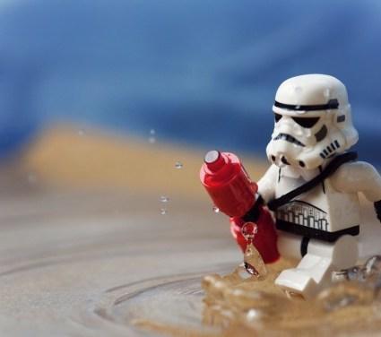 Lego Star Wars, inattendu