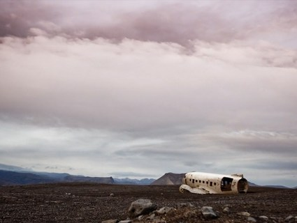 Iceland, Eyjafjallajökull