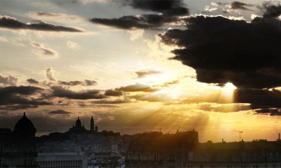 Time-Lapse de Paris