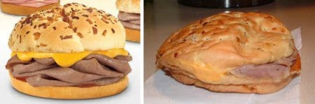 Fast Food, publicité