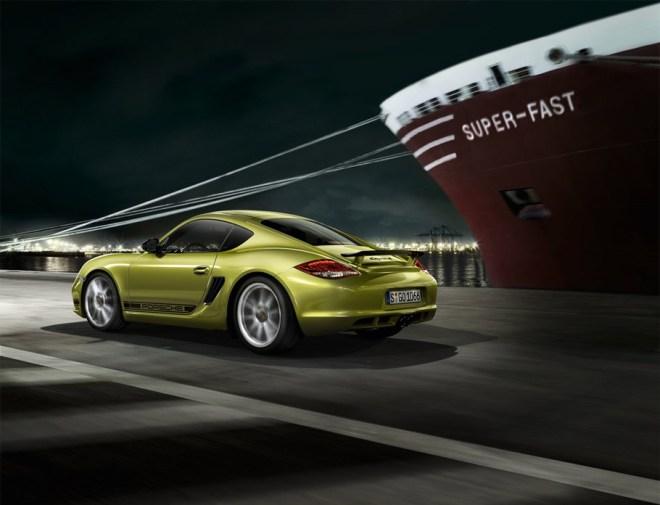 Porsche Cayman R 2011