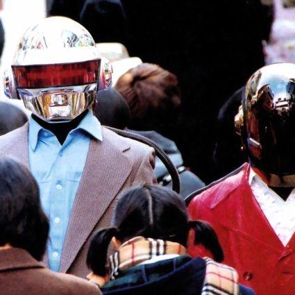 Serait-ce le nouveau Daft Punk : Kaleidoscope ?