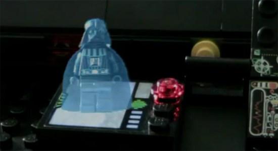 Star Wars LEGO : la bataille d'Hoth