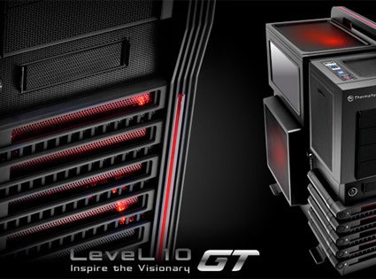 Thermaltake Level 10 GT, plus gros, moins cher
