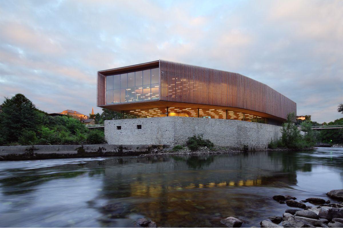 Centre multimédia d'Oloron Sainte Marie