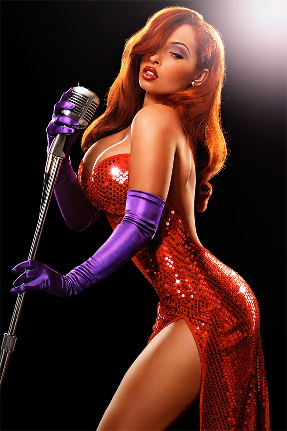 Jessica Rabbit ©Ryan Astamendi