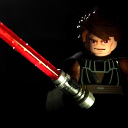 Résumé des trois premiers épisodes Star Wars en LEGO stop-motion