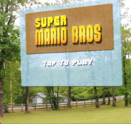 Super Mario Bros IRL