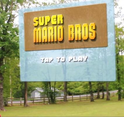 Super Mario Bros IRL