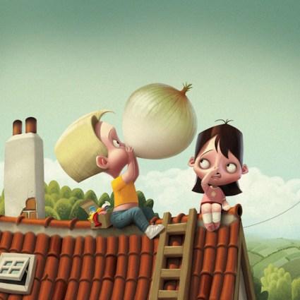 Illustrations de Denis Zilber