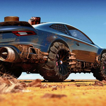 Ford Interceptor spéciale Mad Max