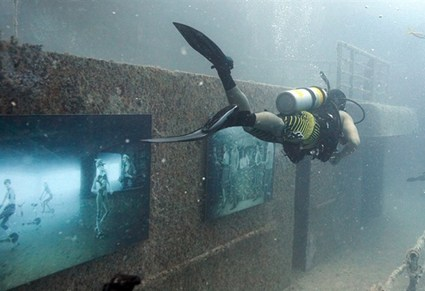 """The Vandenberg: Life Below the Surface"" – Andreas Franke"