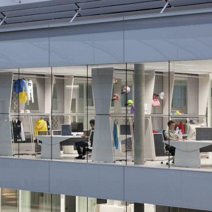 Adidas Offices par Kinzo