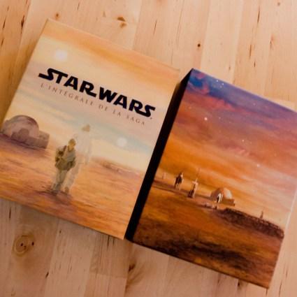 Coffret Collector Star Wars en bluray