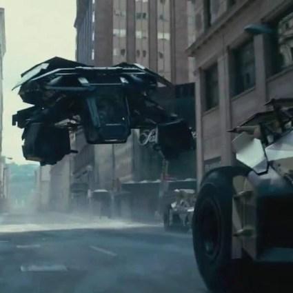 The Dark Knight Rises – Bande-annonce #2