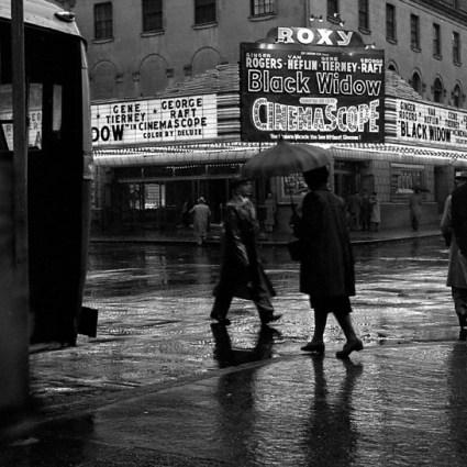 New York dans les années 50