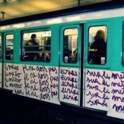 Conspiration dans le métro