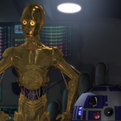 Star Wars Droids – The Jawa Adventure