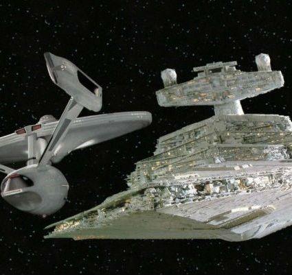 Star Wars vs Star Trek, une infographie pour mettre tout le monde d'accord