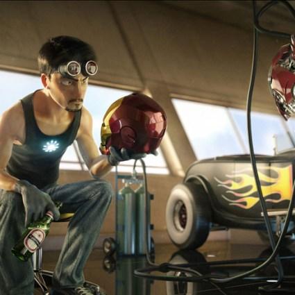 Les Marvel Comics comme si ils étaient vus par Pixar – Illustrations de Victor Hugo Queiroz
