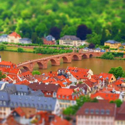 Photography Inspiration #Europe in Tilt Shift de Davis Gerber