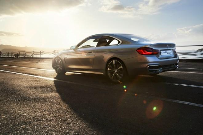 BMW Séries 4 Coupé Concept