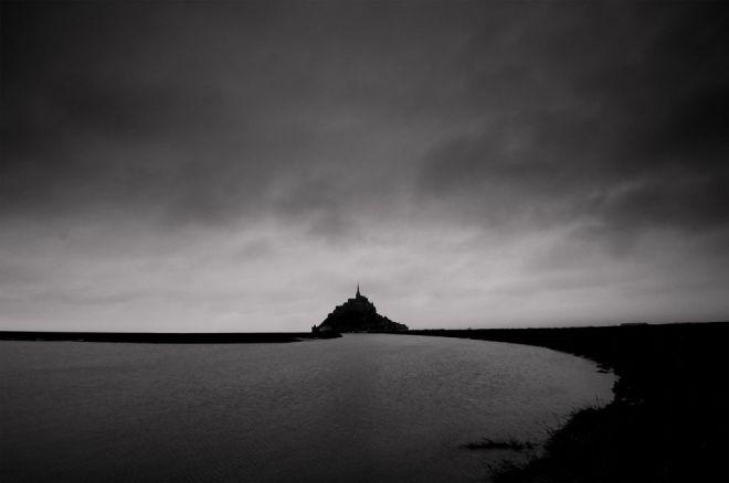 Mont-Saint-Michel, France by Jim Richardson