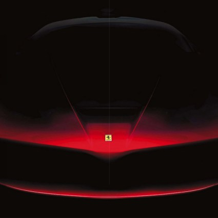 Ferrari dévoile peu à peu la supercar qui devrait succéder au trône Enzo