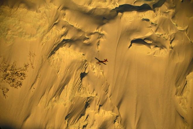 Bush Plane, Alaska by Frans Lanting