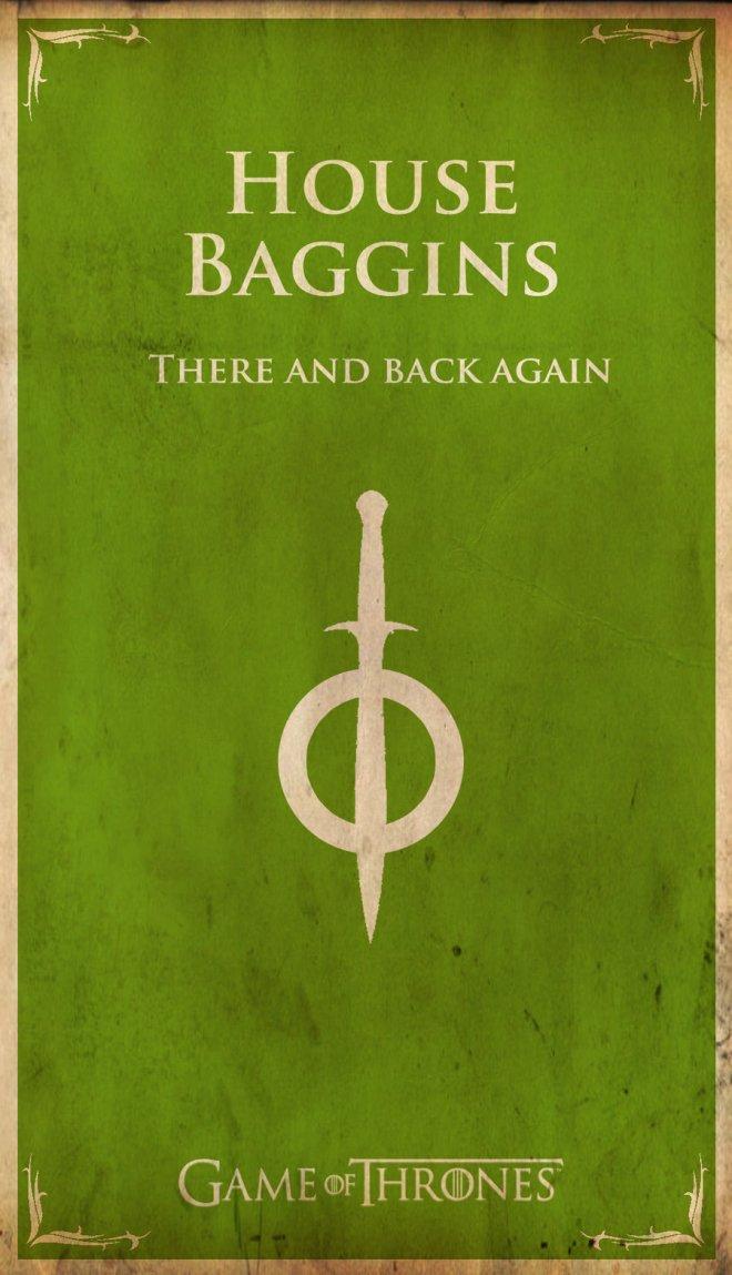 House Baggins - Miguel Lokia
