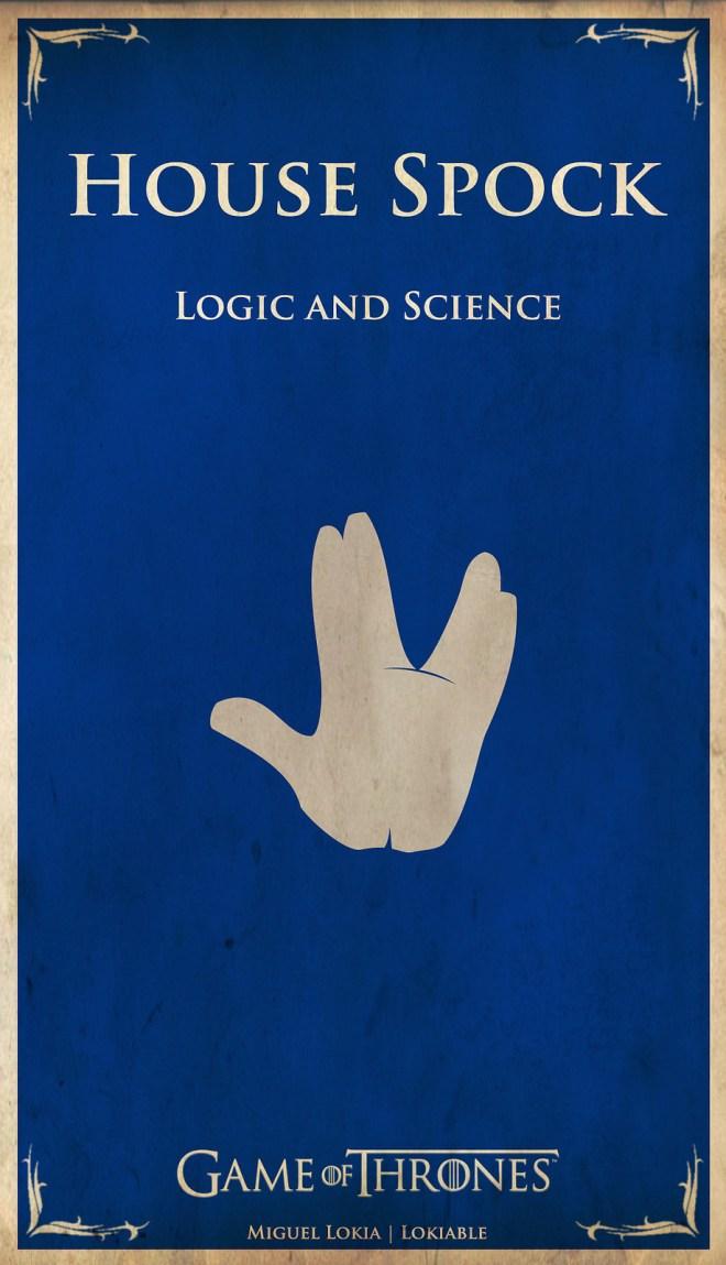 House Spock - Miguel Lokia