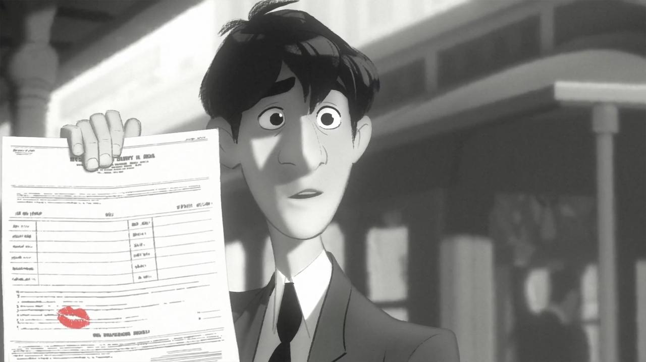 Paperman - Disney Animation 79059615