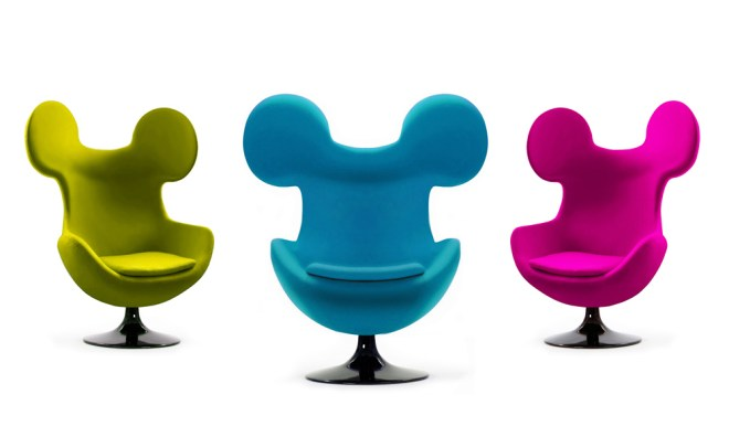 mickey egg chair - Fauteuil Mickey