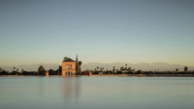 The Maghreb - Enrique Pacheco