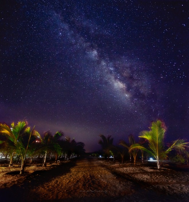 path to the universe (todos santos, mexico) ©Max Vuong