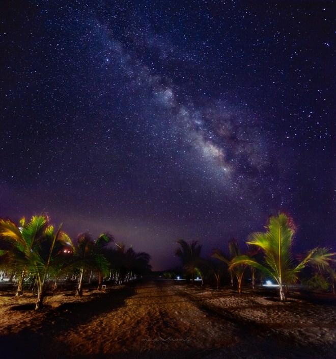path to the universe (todos santos, mexico) ©Max Vuong