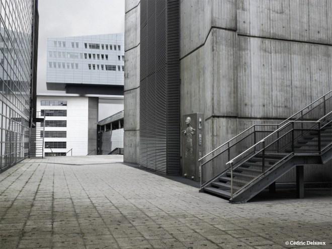 Carbonite, Lille & surrounding wastelands, 2007 - Dark Lens - Cédric Delsaux