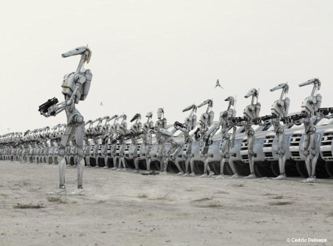 The Line, Dubai, 2009 - Dark Lens - Cédric Delsaux