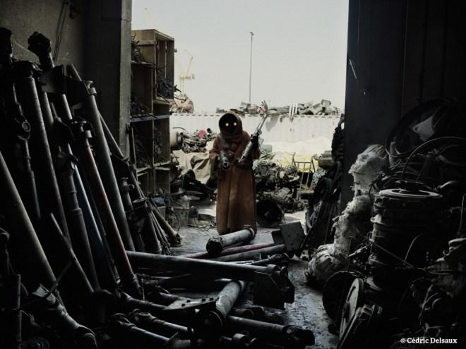 The Robbery, Dubai, 2009 - Dark Lens - Cédric Delsaux
