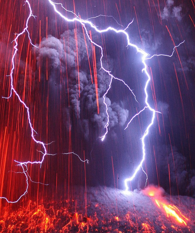 Sakurajima - Martin Rietze
