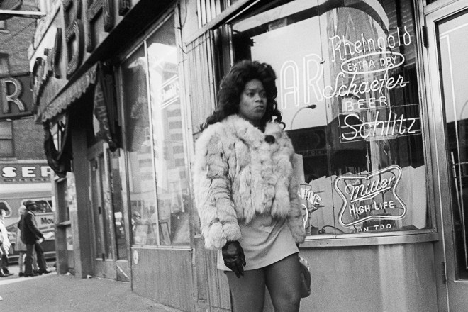 Times Square - Leland Bobbé