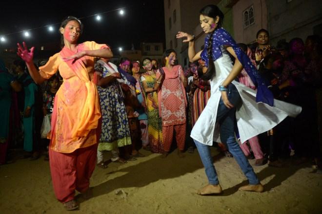 India Holi Festival 2013