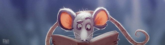 Ratos Letrados by Rayner Alencar