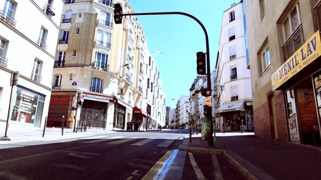 Hypocentre - Empty Paris